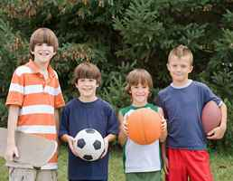 Youth Sports & Camp Program