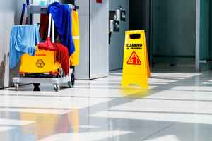 Full Service Janitorial Services Company