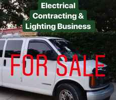 Electrical & Lighting Contractor Business for Sale
