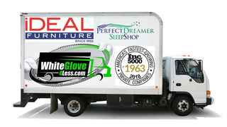 Little White Glove Delivery Service w/ Big Profits
