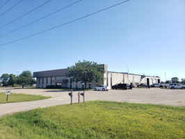 Large Industrial Property with Fuel Canopy