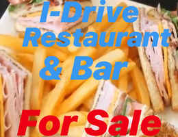 I-Drive Bar & Restaurant For Sale In Orlando
