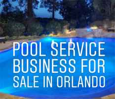 Fast Growing Pool Route Service Business For Sale