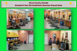 Perfect Absentee Salon - Profitable-Growing!