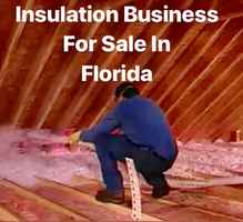 Insulation Business For Sale in Orlando Area