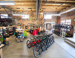 Prominent Award Winning Bicycle Shop