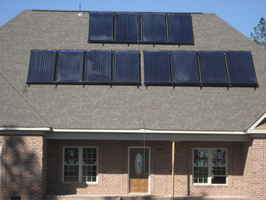 Solar Energy Service and Installation (Thermal)