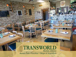 Italian Restaurant and Pizzeria for Sale