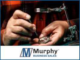 Established Jewelry & Watch Repair-Cash Flow $116k