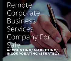 Corporate Business Services Company for Sale