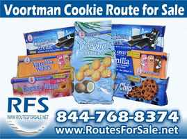 Voortman Cookie Route, Greater Boston, MA