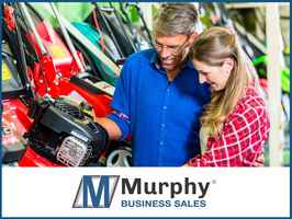Power Equipment Sales and Service-Very Profitable
