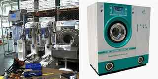 Dry Cleaning and Laundry Equipment Distribution Co