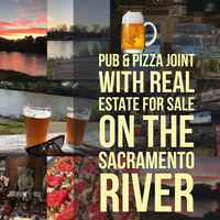 Pub and Pizza Joint With Real Estate For Sale