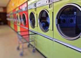 Local Laundromat Queens County 31456