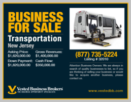 Transportation Company for sale in New Jersey  - 3