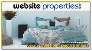 Private Label Home Goods Business