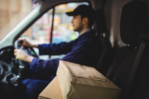 Uber-like Delivery Business (residual income)