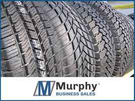 Long Standing Tire Shop - Highway Front Location