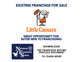 Little Caesars Franchise For Sale