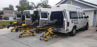 Simcare Mediacal Transport