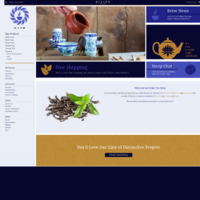 DivineTeaShop.com - Internet Dropship Business