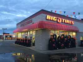 3 High Volume Big O Tires Franchise Locations