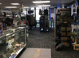 Tactical Supply Store w/ Virtual Training Facility