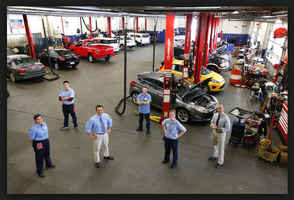 Auto Service Centers/3 Locations in NM
