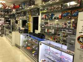 Hobby Shop - High Volume Sales - 10 Employees
