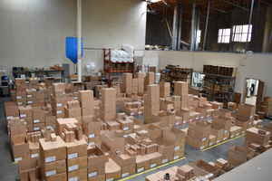 Wholesale distribution, exclusive product lines