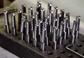 Manf. of Precision Cutting Tools for Aerospace