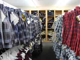 Semi Absentee School Uniforms Store in South Bay