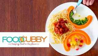 Food Cubby 20 Year Patent and Viral Product