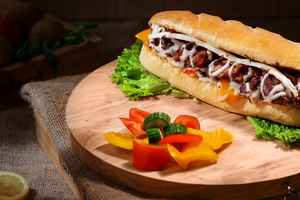 Submarine Sandwich Restaurant