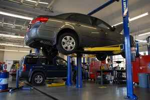 Well-Established Auto Repair Franchise