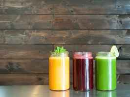 Juice & Smoothie Franchise Available