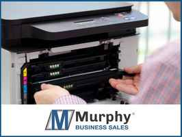 Over 200 Comm. Accts for Printer Supplies & Servic
