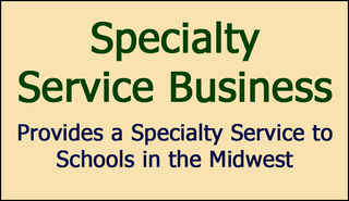 Specialty Service Provider to School Districts