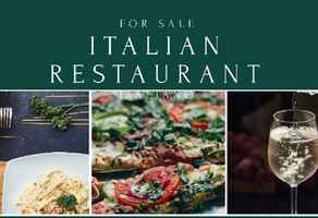 Italian Restaurant For Sale in Orlando