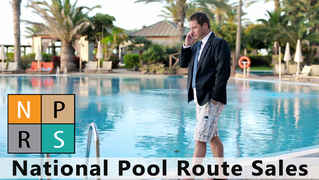 Pool Route Service For Sale West Covina