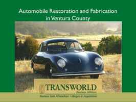 Custom Automobile Restoration and Fabrication