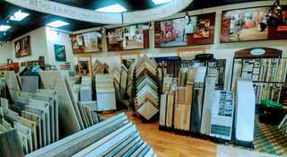 *Established* Carpet, Tile & Cabinetry Business