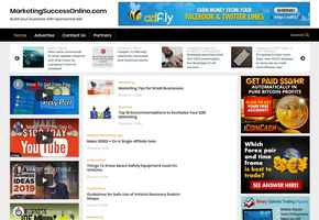 Established and Profitable Advertising Site