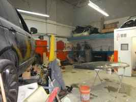 Busy Auto Body Shop in Kings County, NY  - 29277