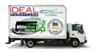 Remotely Ran White Glove Delivery Company!
