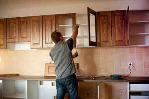 Counter Tops & Cabinetry Installation