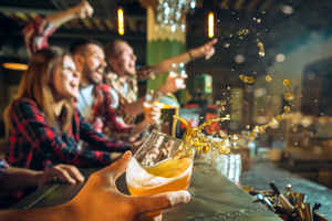 Locals Favorite Sports Bar & Eatery
