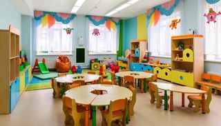 Large established operating daycare
