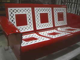 Custom Powder Coating Business